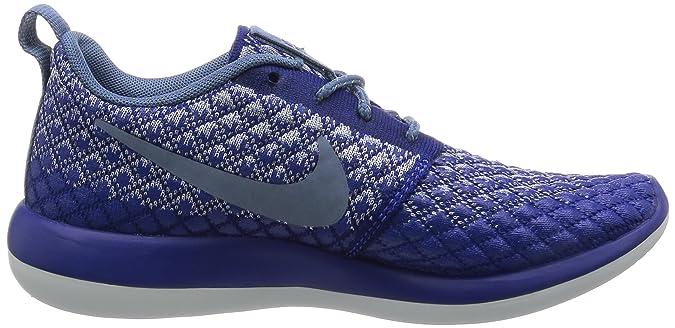 Nike Damen 861706-400 Traillaufschuhe, Blau (Deep Royal Blue/Ocean Fog/Wolf Grey), 37.5 EU