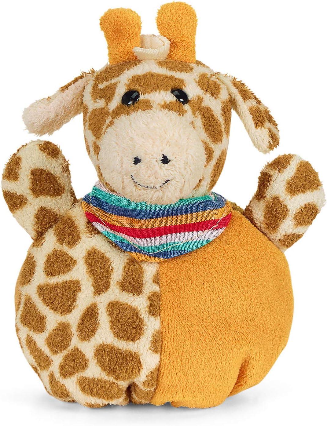 Sterntaler Kuschelzoo - Saco de Abrigo para Cochecito de bebé, diseño de Jirafa, Color Amarillo