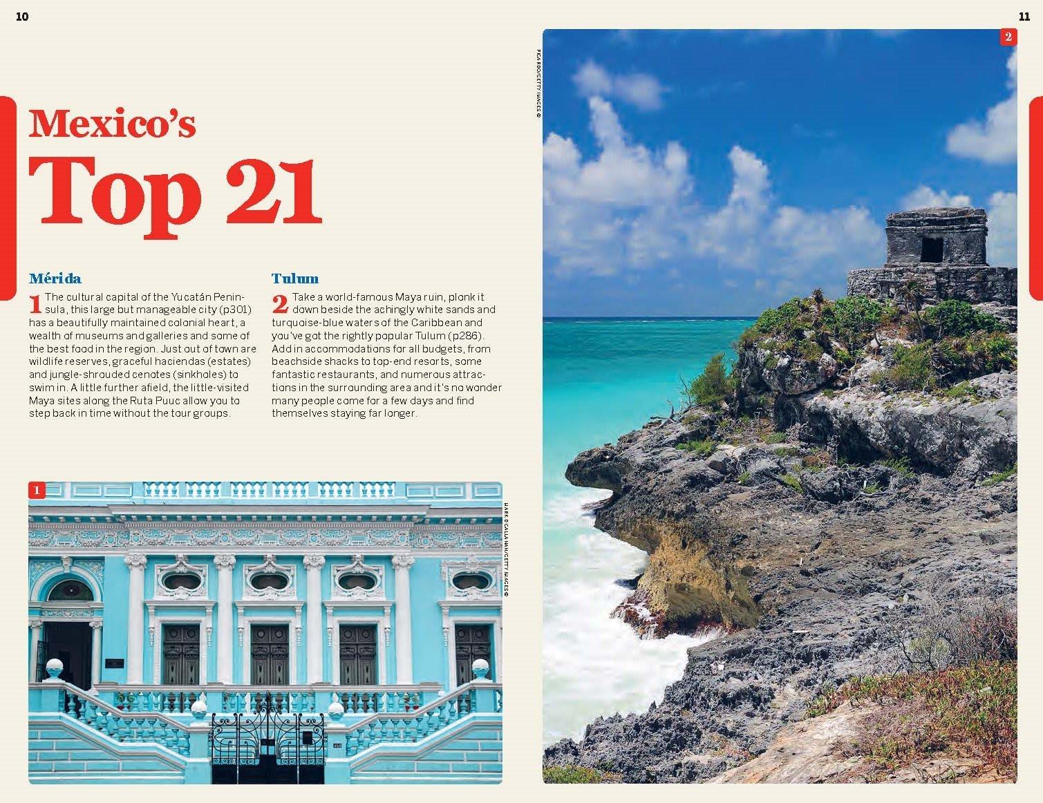 Lonely Planet Mexico (Travel Guide): Amazon.co.uk: Lonely Planet, John  Noble, Kate Armstrong, Stuart Butler, John Hecht, Beth Kohn, Adam Skolnick,  ...