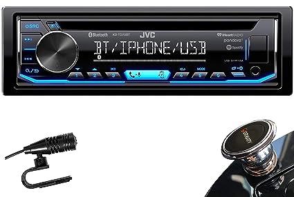 Amazon.com: JVC kd-r740bt radio-usb-cd receptor Bluetooth ...