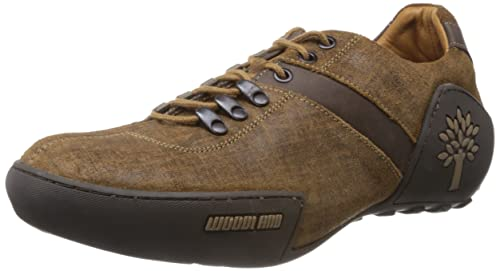 a1bc688c26c2f2 Woodland Men s Leather Sneakers  Buy Online at Low Prices in India ...