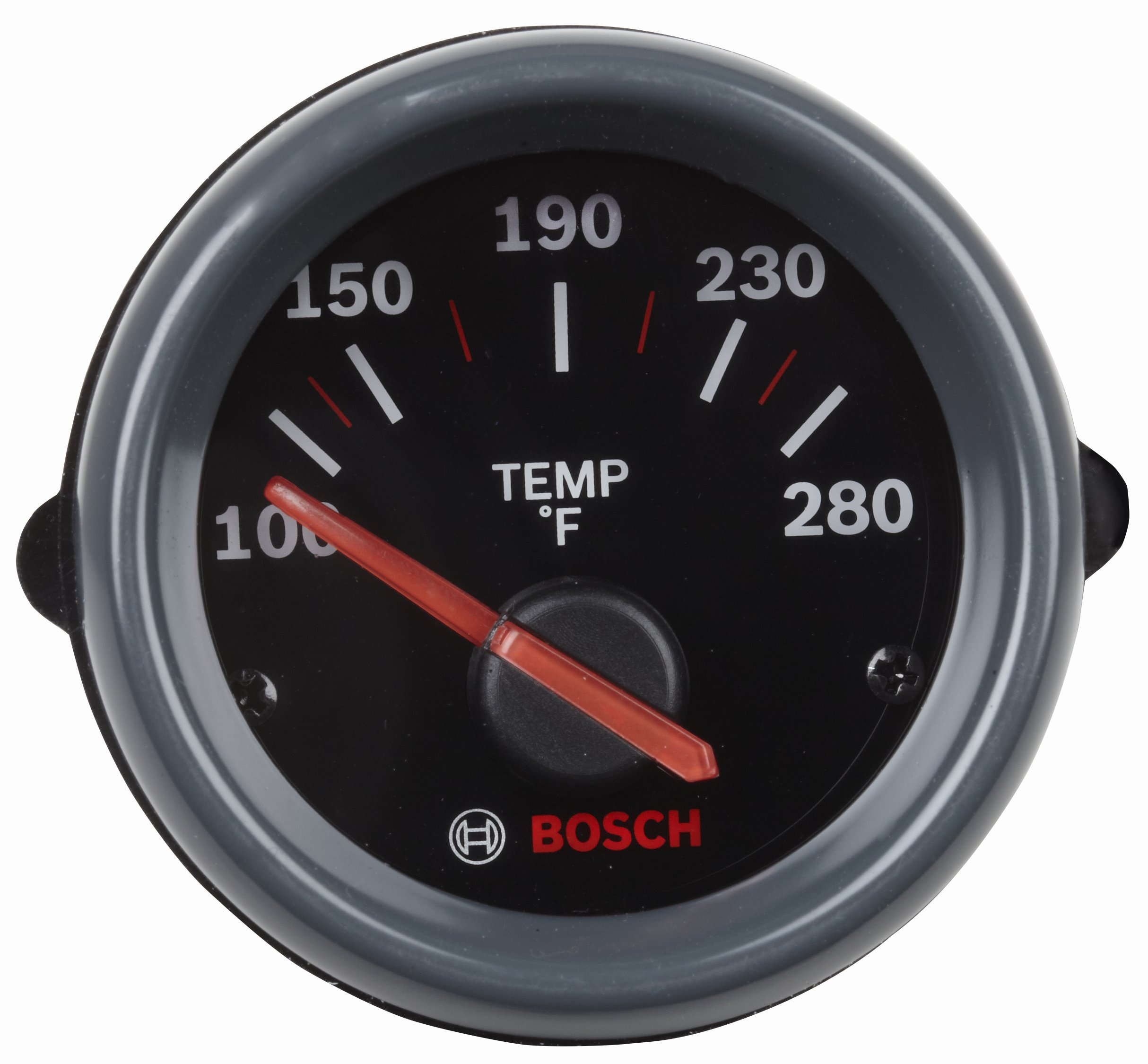 Bosch SP0F000001 Sport ST 2'' Electrical Water/Oil/Transmission Temperature Gauge by Bosch Automotive