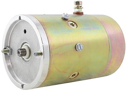 New Hydraulic Pump Motor For Fenner Dell Maxon