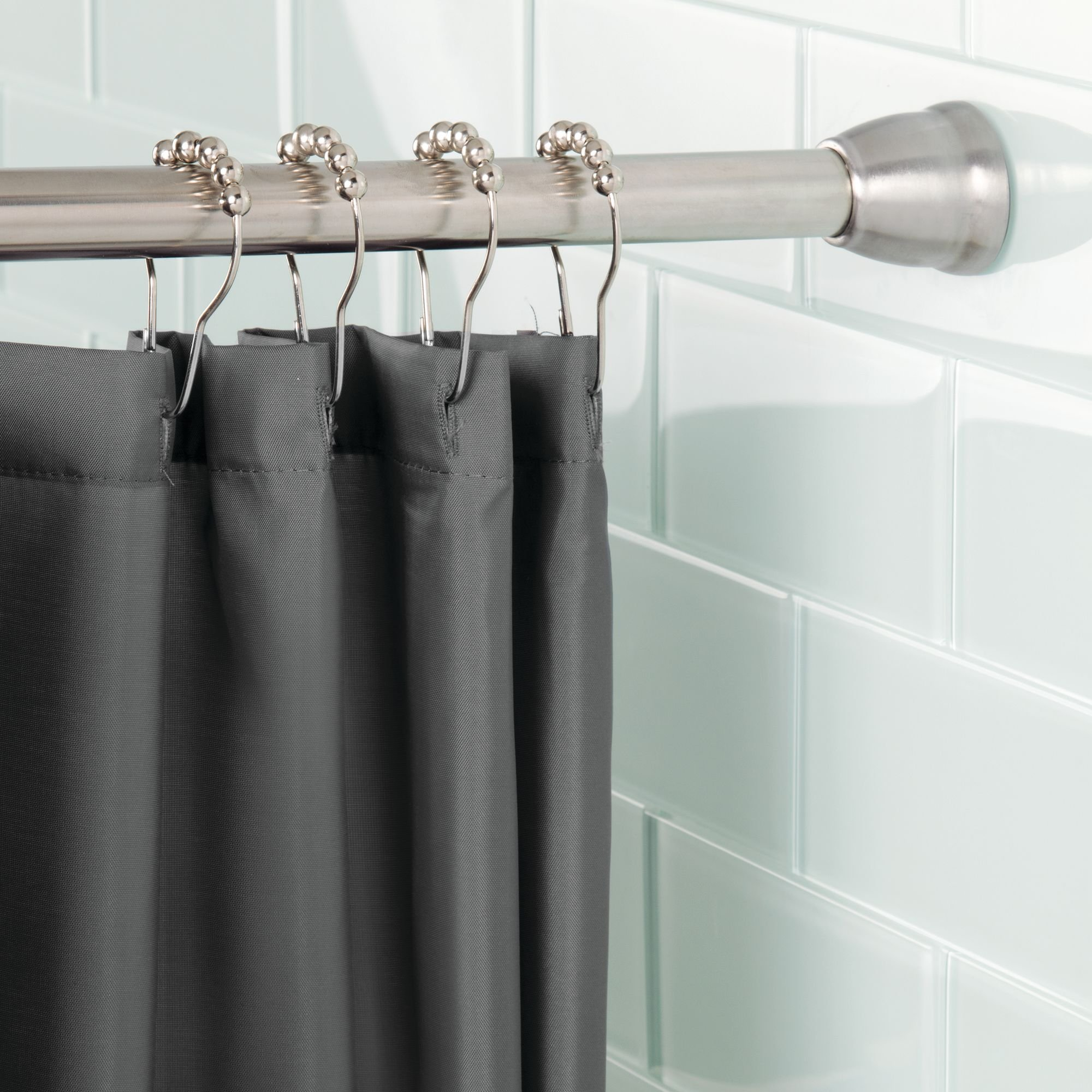 Top tringles de rideau de douche selon les notes - Tringle rideau douche extensible ...