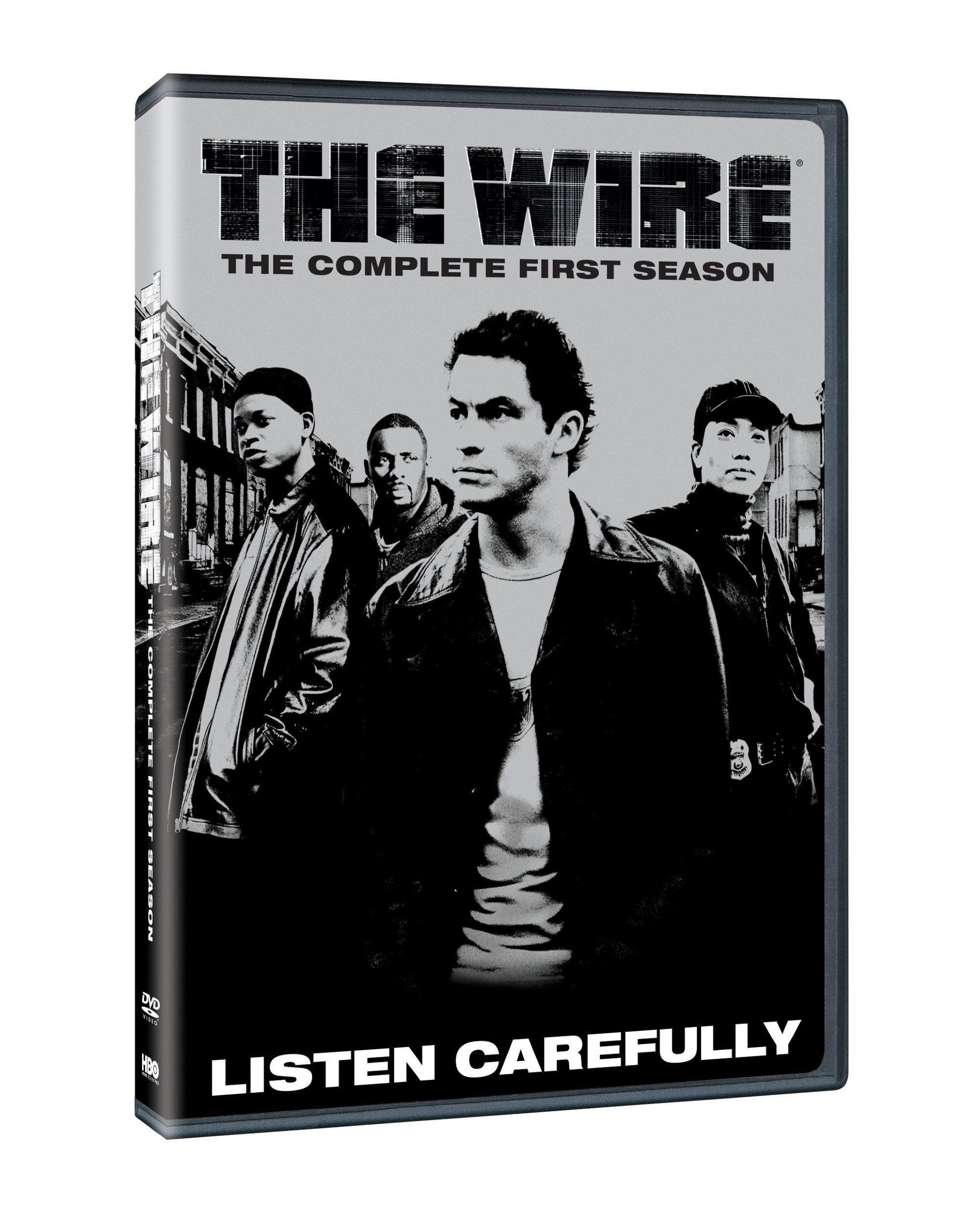 The Wire: Season 1: WIRE: COMPLETE FIRST SEASON: 0883929466610 ...