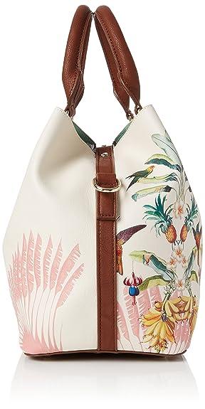 sac desigual 72x9eb5 florida tropicalicious blanc B01LZYKA27
