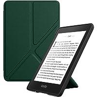 MoKo Funda para Kindle Paperwhite (10th Generación, 2018 Releases), Standing Origami Slim Shell Funda con Auto Sueño…