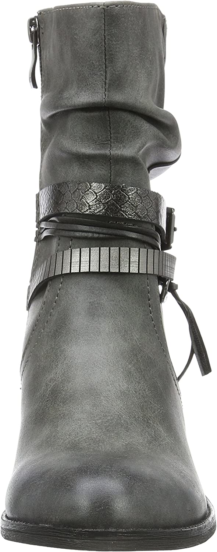 Heiß Erschwinglich Kostengünstig MARCO TOZZI Damen 25316 Kurzschaft Stiefel Grau Grey Antic Com 202 BmW2I PngPc lFThw