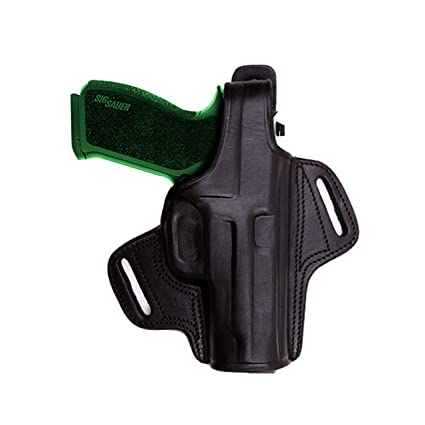 Tagua Gunleather BH1 Thumb Break Belt Holster fits Colt Govt with 5