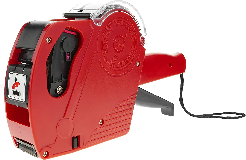 Etiquetadora manual de precios 1 líneas con 8 dígitos 22x12 mm (SD70)