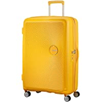 American Tourister - Soundbox Spinner 77/28 Expansible 97/110 L - 4,2 KG GOLDEN YELLOW