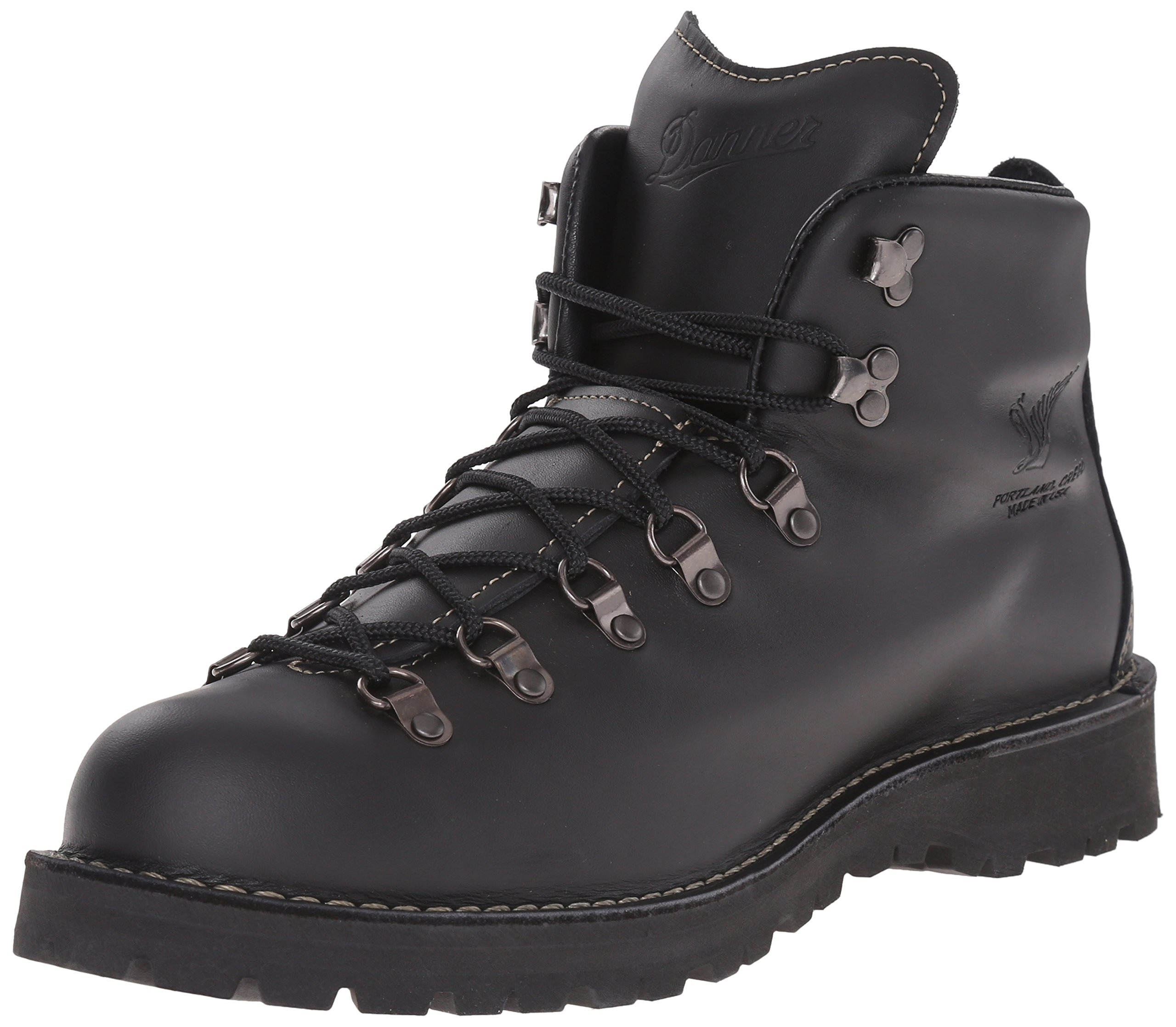 Danner Men's Mountain Light II Hiking Boot,Black,10 D US