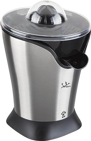 Jata EX544 Exprimidor Cuerpo 90 W, 1 Liter, 0 Decibeles, Acero Inoxidable,