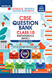 Oswaal CBSE Question Bank Class 10 Mathematics (Basic) (Reduced Syllabus) (For 2021 Exam)