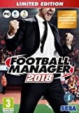 Football Manager 2018 Limited Edition (PC DVD)