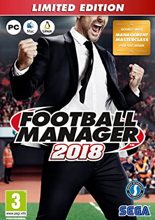Football Manager 2018: Amazon co uk: PC & Video Games