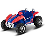 Kid Trax Dune Buggy Spiderman 12V Electric Ride on, Red