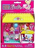 Mega Bloks - 80162 - Jeu De Construction - Barbie - Fête D'Anniversaire De Chelsea
