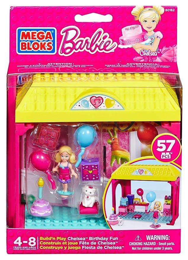 Amazon.es: Barbie - Cumpleaños de Chelsea, Juego de ...