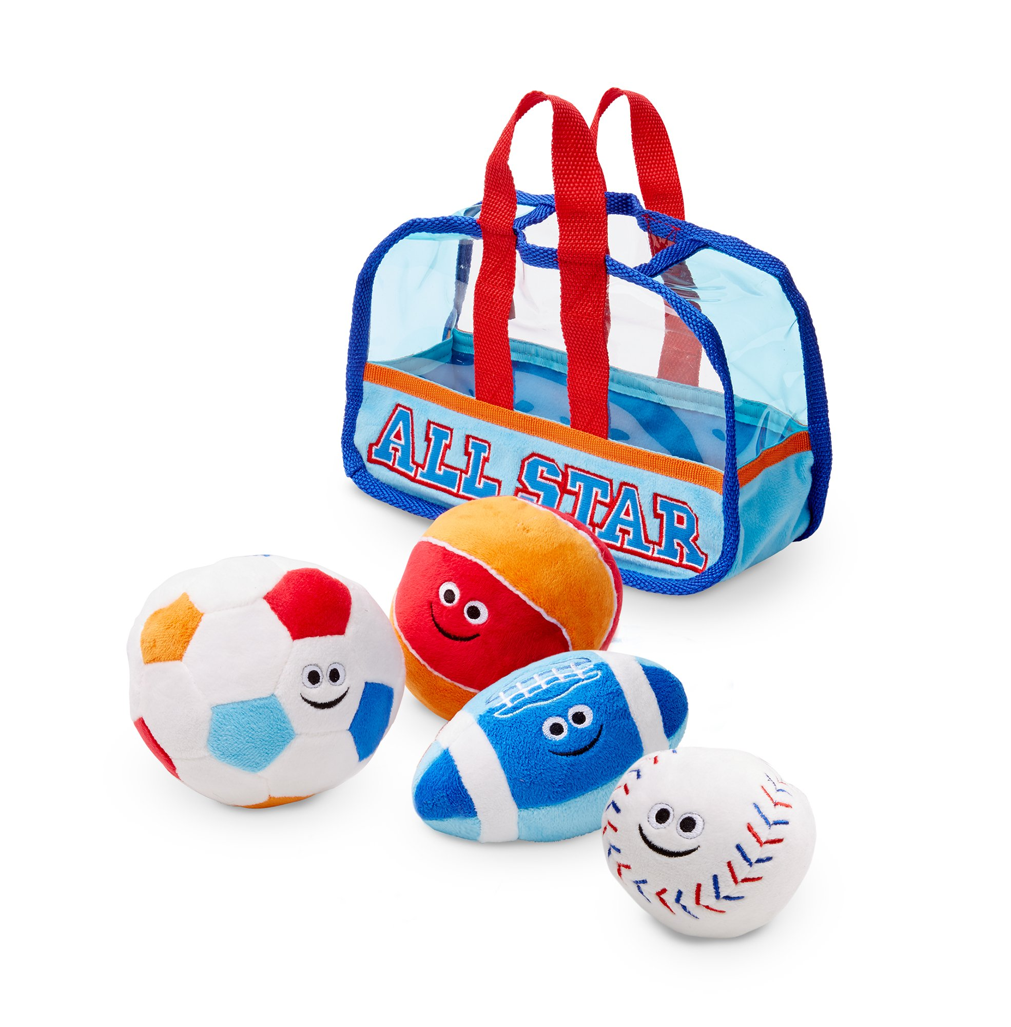 Melissa & Doug Sports Bag Fill and Spill Baby and Toddler Toy by Melissa & Doug