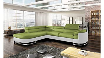Marvelous Justhome Ice Corner Sofa Corner Group With Storage Faux Cjindustries Chair Design For Home Cjindustriesco