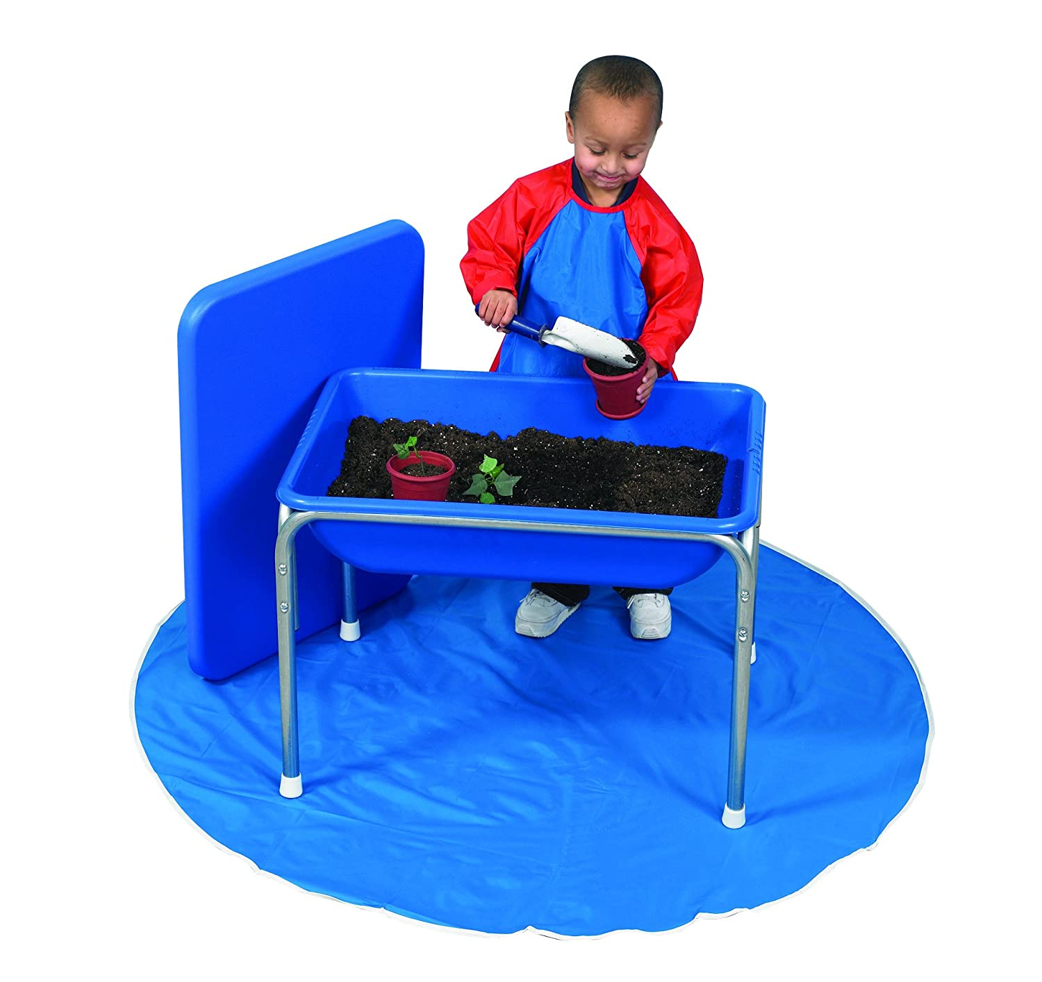 Children's Factory Small Sensory Table & Lid Set Classroom Furniture (1132) ababy TLC-1130
