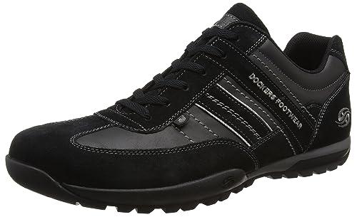 88dc6b68737236 Dockers by Gerli Herren 36HT001-204320 Sneakers  Dockers  Amazon.de ...