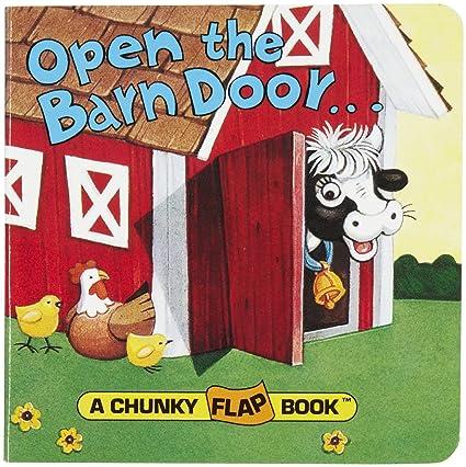 Amazon com: Lestz Wholesale Open the Barn Door  a Chunky