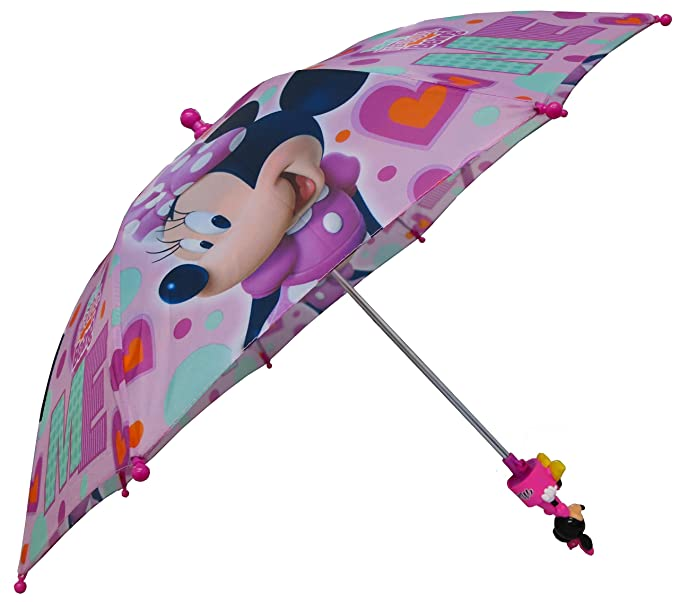 Disney Paraguas de Minnie Mouse - mango 3D