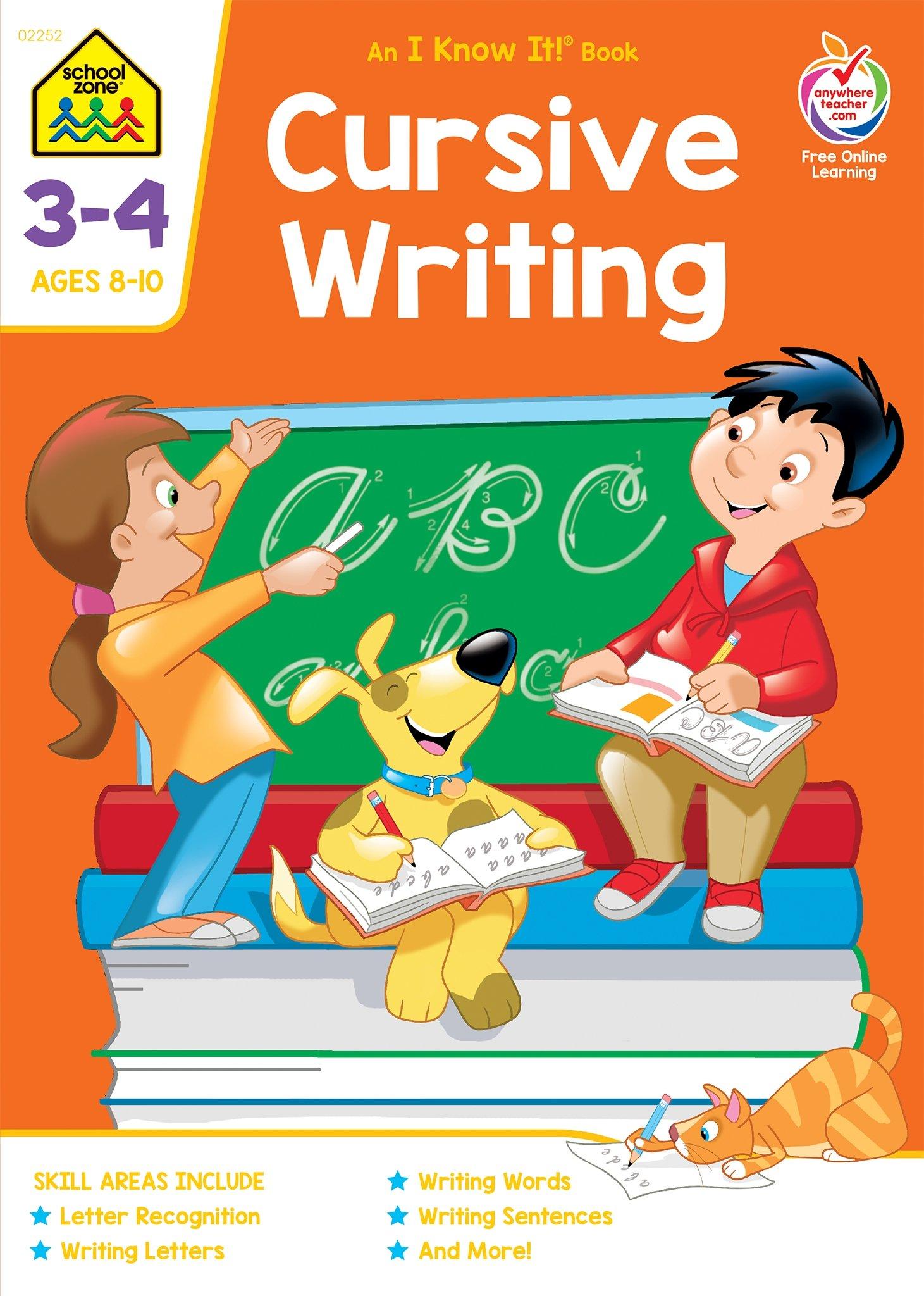 Cursive Writing Grades 3-4