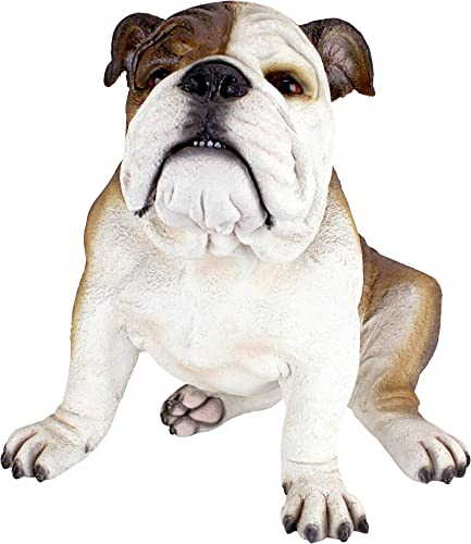 Design Toscano DB383052 Buster The Bulldog British Decor Garden Statue