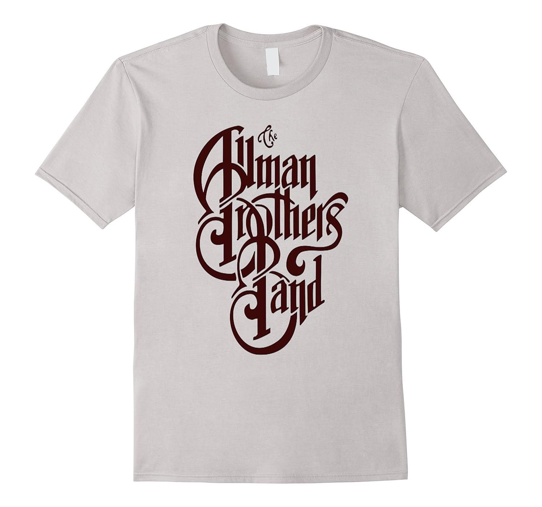Mens Allman Brother Logo Tshirt Best Unique Design Logo Tee-Art