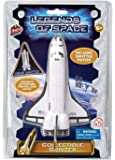Echo Toys Legends of Space - Collectible Space Shuttle Orbiter with Patch