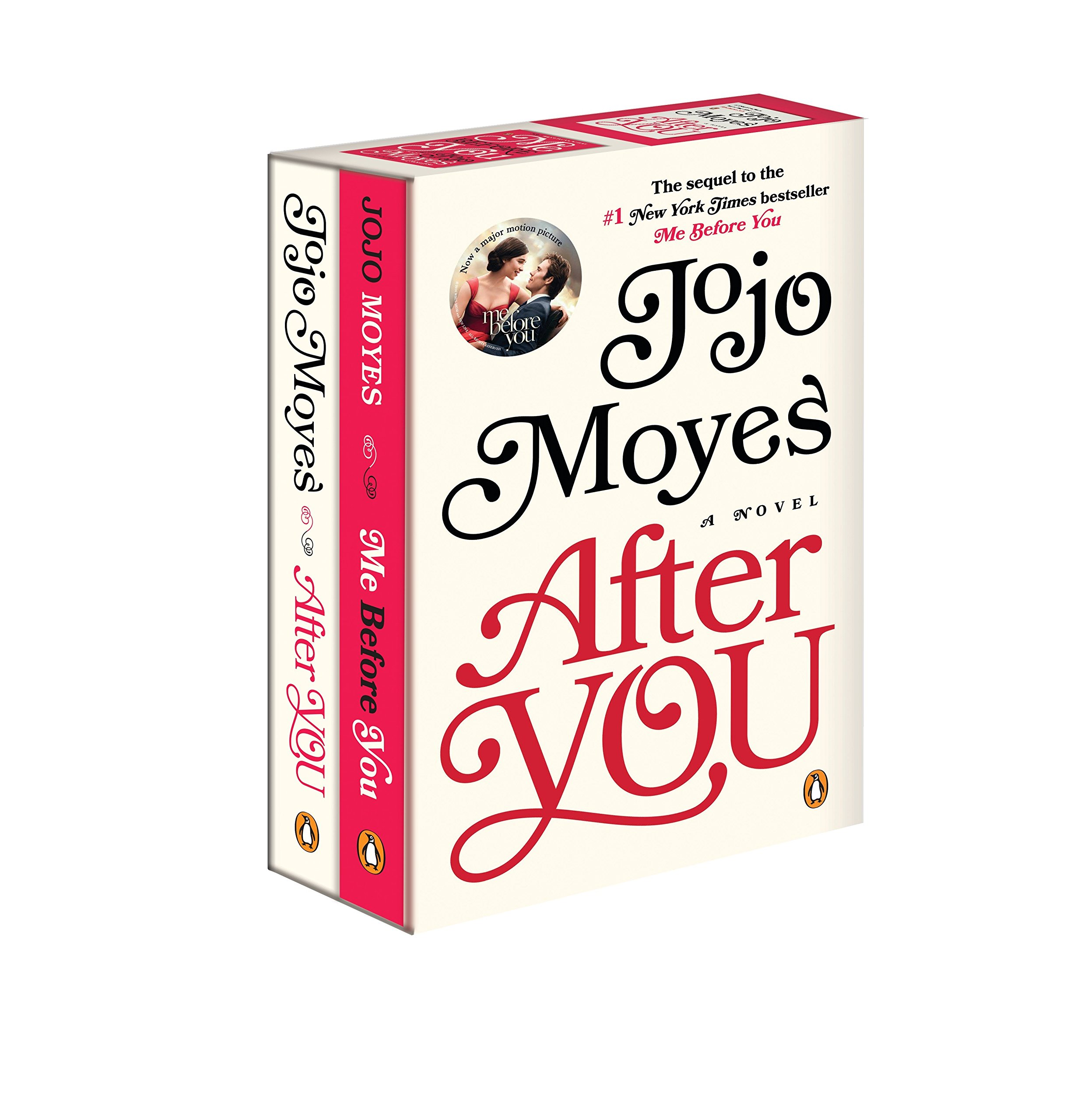 Me Before You and After You Boxed Set (Me Before You Trilogy) PDF