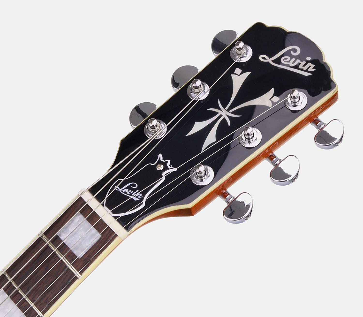 levin p 350 electric guitar musical instruments