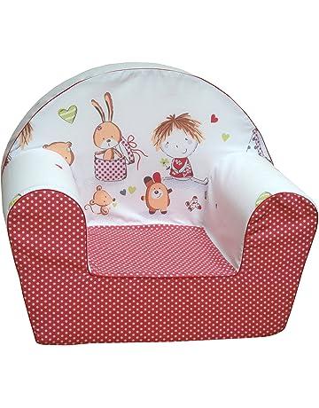 Knorr-baby 490166 - Sillón infantil, color rojo
