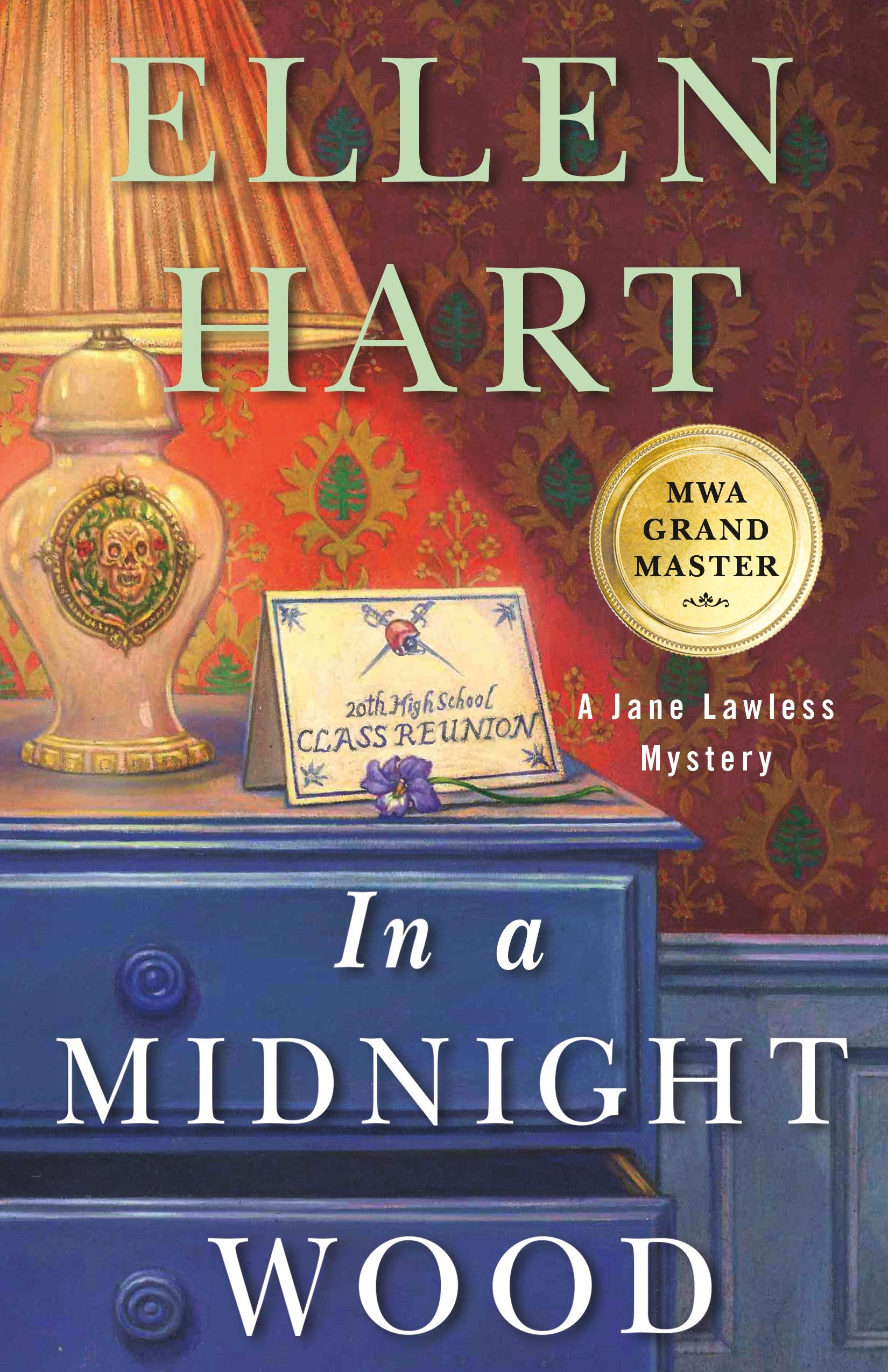 Amazon.com: In a Midnight Wood: A Jane Lawless Mystery (Jane Lawless Mysteries (27)) (9781250308443): Hart, Ellen: Books