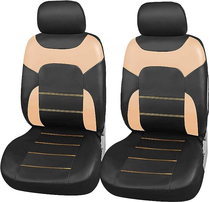 Ro-T Car Seat Cover Realtree Camo Wallpapers Logo Coprisedili Anteriori 2 Pezzi,coprisedili sedili Anteriori Adattamento Universale,SUV,Camion