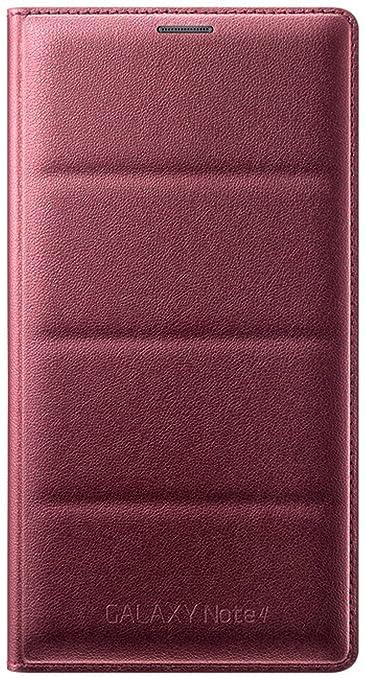 187 opinioni per Samsung EF-WN910 Custodia Originale Flip per Galaxy Note 4 N910, Viola