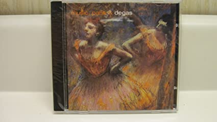 amazon com the art institute of chicago music paris degas
