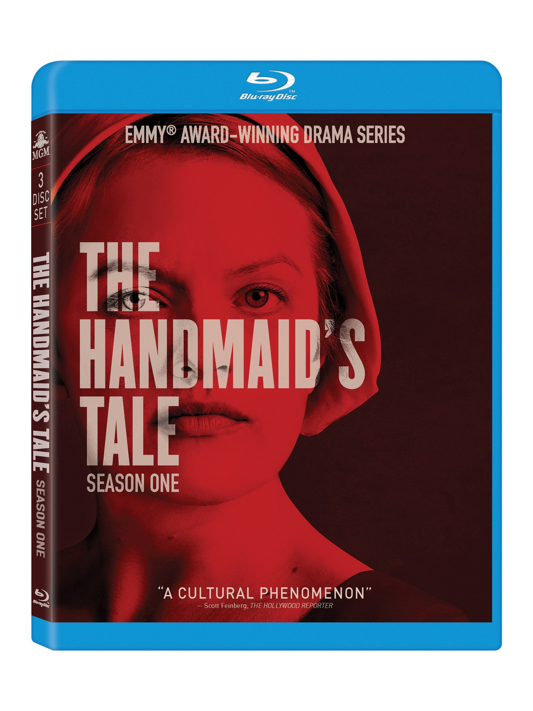 Handmaid S Tale The Season 1 Blu Ray Buy Online In Angola At Angola Desertcart Com Productid 64457490