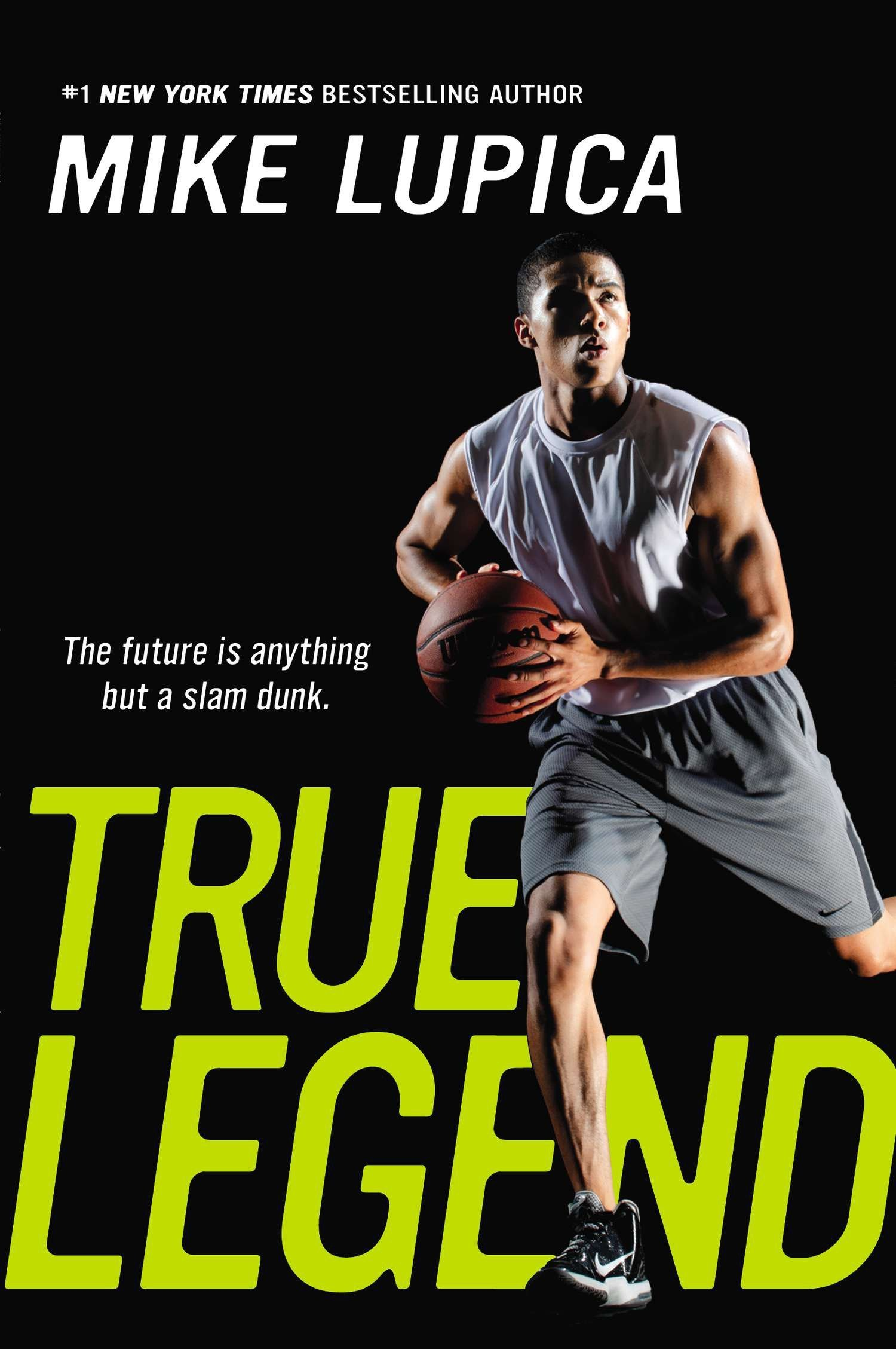 True Legend pdf epub