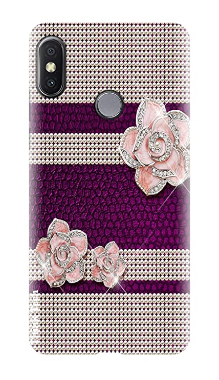 buy popular 79a58 0cc9f Think Tech Xiaomi Redmi Note 6 Pro Designer Back Cover: Amazon.in ...