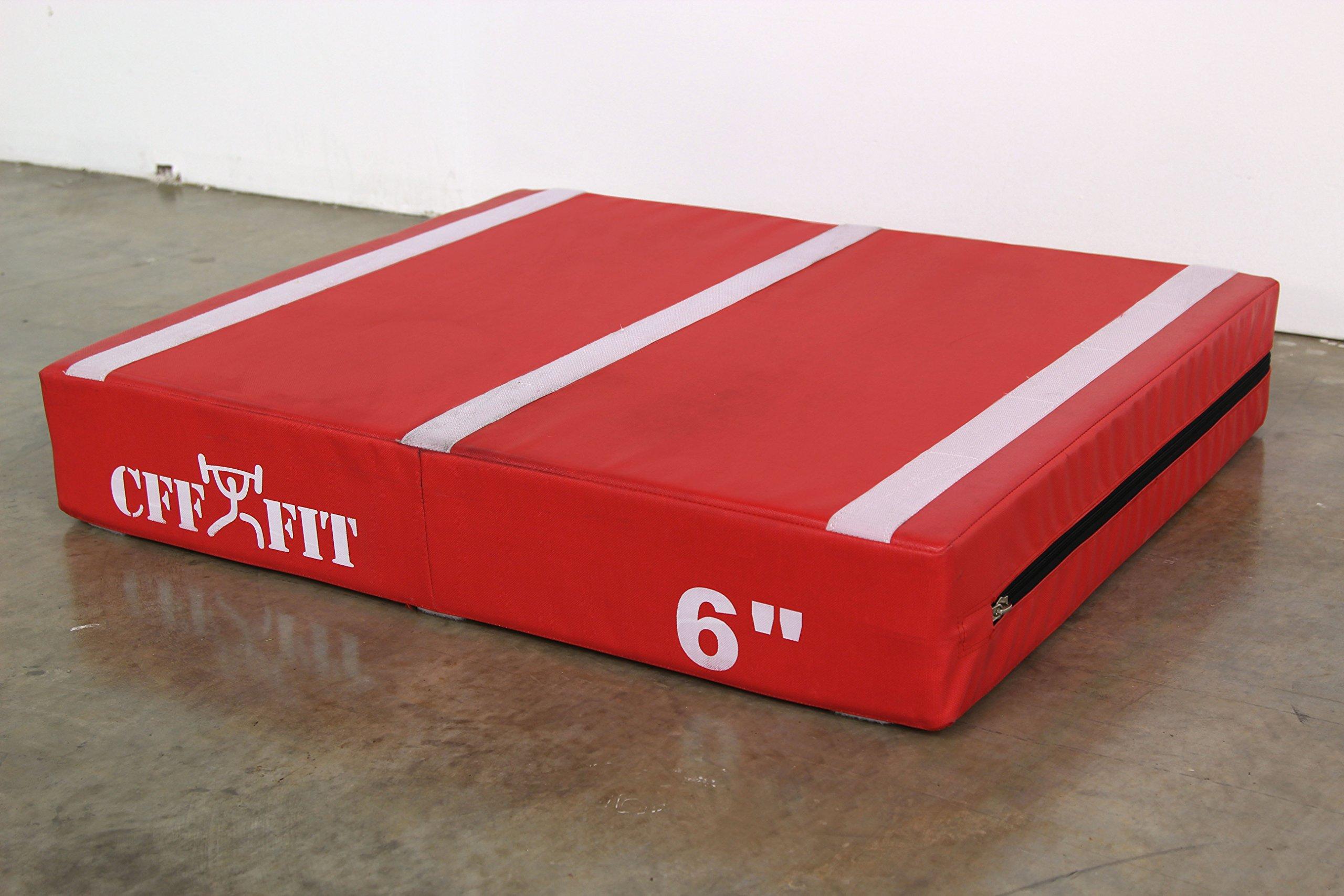 CFF Cushion Plyo Boxes (6 inch)