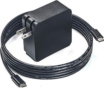 Amazon.com: 45 W 65 W tipo C cargador para portátil DELL ...
