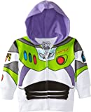 Freeze Toddler Toy Story Buzz Lightyear Costume Hoodie White