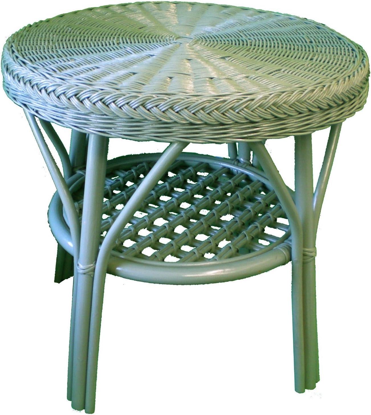 Salvia mimbre mesa de café: Amazon.es: Jardín