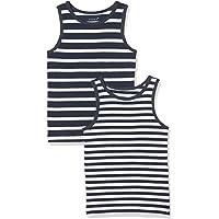 NAME IT Camiseta sin Mangas (Pack de 2) para Bebés