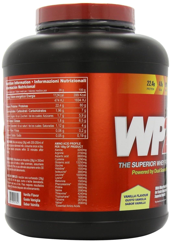 Amazon.com: Isatori WP2X Vanilla Powder 2.27Kg by Isatori: Health & Personal Care