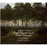 Brahms: Piano Quartet/Piano Tr